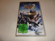 PLAYSTATION PORTABLE PSP MONSTER HUNTER: Freedom 2