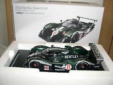 TSM 2003 Bentley Speed 8 No. 8 Sebring 24h 3rd Place  Ref.TSM131811R