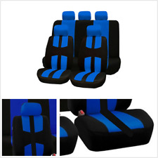 9pcs/Set Universal Car Seat Covers Autos Seat Cover Protector For 5-Seat Sedans