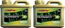 DUTCH MASTER DM GOLD AB GROW 2x5 LITRES HYDROPONIC NUTRIENT FOR ALL MEDIA