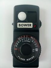 Vintage SPD Meter Bower Incident or Reflective Flash Meter - Made in Japan