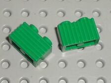 2 x LEGO Green bricks ref 2877 / set 7898 10173 4512 4552 4511 10157 4561 4560..