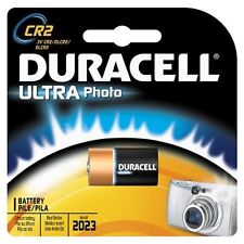 20 x Duracell CR2 3v Lithium Photo batterie DLCR2 ELCR2