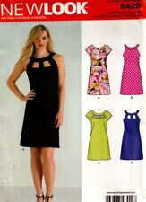 New Look Sewing Pattern 6429 Ladies Dress Size 10-22