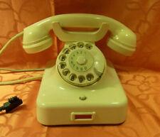 W48 Telephone Telefon MIX&GENEST 10.52 elfenbein TOP!