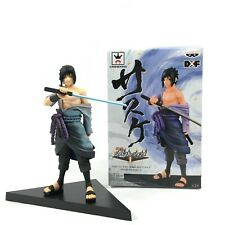 "Loot Crate Anime Naruto Sasuke 5"" Figure With Stand And Sword"