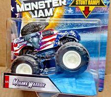 Hot Wheels Monster Jam MOHAWK WARRIOR 5 of 5 New Stars and Stripes american flag