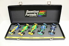 Minichamps 1:43 Schumacher BENETTON RENAULT FORD Set b191 b192 b193 b194 b195 18