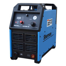 Sherman Plasma Cutter 110. Thickness cut 40mm! 105A current! SUP Voltage AC50Hz!