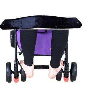 86FB Footrest Baby Footrest Pedal Stroller Footboard Pushchair Pram free shipp