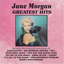 Jane Morgan - Greatest Hits [New CD] Manufactured On Demand