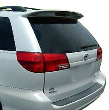 PAINTED TOYOTA SIENNA FACTORY STYLE REAR WING SPOILER 2004-2010