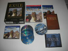 MYST III 3 EXILE Limited Collector's Edition inc SEALED Soundtrack Cd Pc BIG BOX