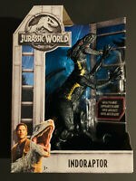 Jurassic World Indoraptor Dinosaur Figure - FVW27 - Sealed! DISCONTINUED