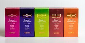 SKIN79 BB Cream Super+ Beblesh Balm / Green/ ORANGE/ Purple/ Bronze/ Hot Pink UK