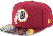 New Era Washington Redskins Draft Sur Stage 2017 Limité Casquette Snapback M L