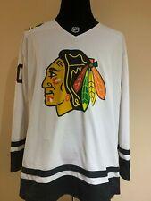 New listing NHL Chicago Blackhawks #50 2XL Printed Hockey Jersey by Reebok/CCM