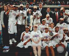 2008 WNBA DETROIT SHOCK CHAMPIONSHIP PHOTOGRAPH - SMITH FORD NOLAN BRAXTON