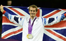 Andy Murray ‏ 10x 8 UNSIGNED photo - P308 - British Tennis Champion