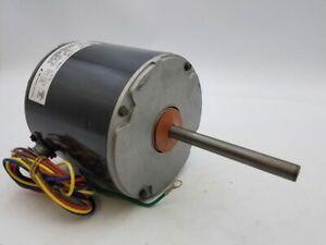Emerson K55HXJZC-3120 1/2HP Condenser Fan Motor 208-230V 1060RPM 1PH 2.8A NOS