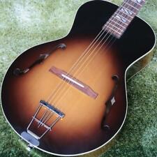 Gibson L-1 F-Hole Vintage Sunburst JAPAN beautiful rare EMS F/S*