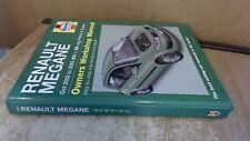 Renault Megane Petrol and Diesel Service and Repair Manual: 2002