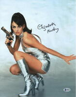 HOT SEXY ELIZABETH HURLEY SIGNED 11X14 PHOTO AUTHENTIC AUTOGRAPH AUSTIN POWERS C