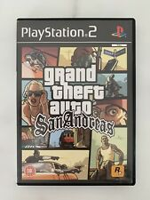 Grand Theft Auto San Andreas (PS2)