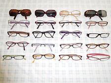Lot 20 Colorful Eyeglasses Sunglasses Frame Women's Lulu Guinness Marchon 12