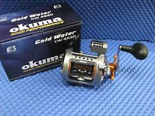 Okuma Cold Water Trolling Reel with Line Counter CW 453D
