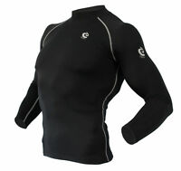 Mens COOVY Winter THERMAL Compression Under Base layer Cold Gear Tights Tops
