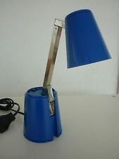 RR-Leuchten LAMPETTE Alogeno BLU Classici di design Anni ' 60anni ' 60