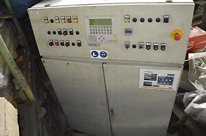 Schaltschrank mit  Siemens Simatic S 7 / OP17 DP 12 ... JC 30 Schütze etc.