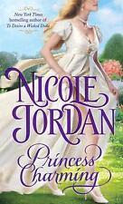 Princess Charming (Legendary Lovers #1), Jordan, Nicole, Good Book