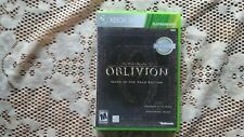 The Elder Scrolls IV: Oblivion Game Of The Year Platinum Hits Xbox 360 Complete