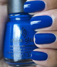 CHINA GLAZE Nail Lacquer - Lacquered Effect (Man Hunt) OVP