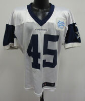 DALLAS COWBOYS NIKE NFL PRACTICE WORN JERSEY DEON LACEY 13-48 BERLIN WI 45 W 55eb78614