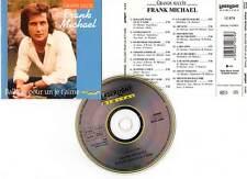 """FRANK MICHAEL """"Ballade Pour Un Je t'Aime"""" (CD) 1996"""