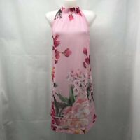 Ted Baker Purple Floral Dress Small