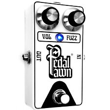 New 2020 Pedal Pawn ® Fuzz Guitar Pedal | Cesar Diaz Texas Square Face