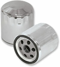 Oil Filter Chrome Harley Premium Quality Sportster Buell S&S Cycle 31-4102A Y3