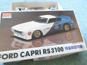 Ford Capri RS 3100 - 1/24 - Academy - RAR