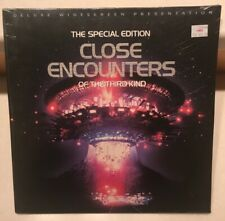 Laserdisc Close Encounters of the Third Kind Deluxe Widescreen Special Edition