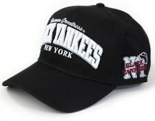NLBM Negro Leagues Legends Cap New York Black Yankees