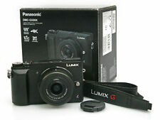 Panasonic Lumix GX-80 16 Megapixel Camera, Lumix G 12-32mm f/3.5-5.6 Lens -Boxed