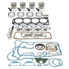 Engine Overhaul Rebuild Kit For Case Cummins 4bt39 Non Emission 450c 580l 9010