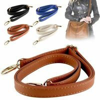 Leather Shoulder Bag Belt Strap Crossbody Adjustable Replacement Handbag Handle