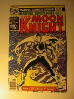 Marvel Spotlight #28 VG, 1976,1st solo Moon Knight, 25 cent cover price, 1976