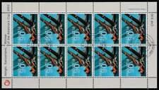 Zwitserland gestempeld 2003 Sheet 1831 - Zeil Regatta (XG049)