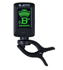 Brand New Clip On Electric Guitar Tuner Chromatic Works with Guitar Ukulele Bass